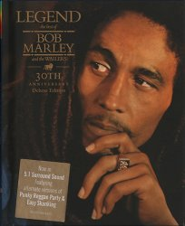 Bob Marley & The Wailers - Legend - 30th Anniversary - Deluxe Edition (2014)