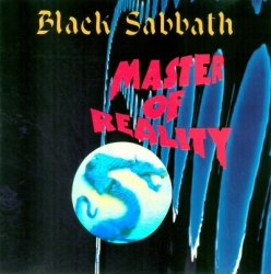 Black Sabbath - Master Of Reality (1987)