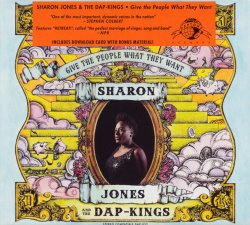 Sharon Jones And The Dap-Kings - Give The People What They Want (2014)