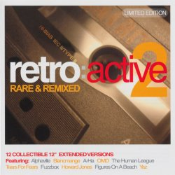 VA - Retro Active 2: Rare & Remixed - Limited Edition (2004)