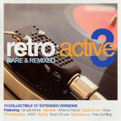 VA - Retro Active 3: Rare & Remixed - Limited Edition (2005)