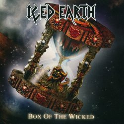 Iced Earth - Box of the Wicked [5CD] (2010)