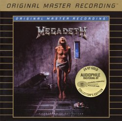 Megadeth - Countdown To Extinction (1992) [MFSL]