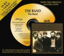 The Band - The Band (1969)  [Audio Fidelity 24KT+ Gold, 2009]