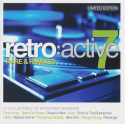 VA - Retro Active 7: Rare & Remixed - Limited Edition (2010)