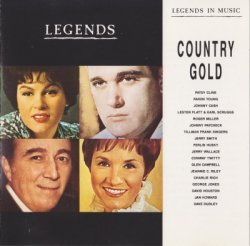 VA - Country Gold (1989)