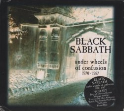Black Sabbath - Under Wheels Of Confusion 1970-1987 [4CD] (1996)