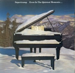 Supertramp - Even In The Quietest Moments (1990)