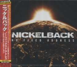 Nickelback - No Fixed Address - Deluxe Edition (2014) [Japan]