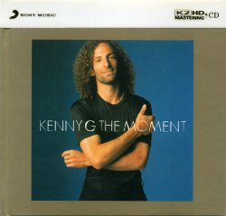 Kenny G - The Moment [k2HD] (2011) [Japan]