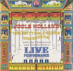 Jools Holland And The Rhythm & Blues Orchestra - Live Performance (1994)