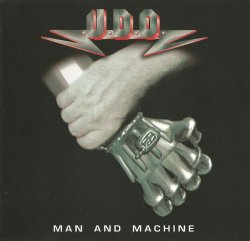 U.D.O. - Man And Machine (2002)
