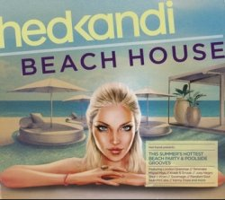 VA - Hed Kandi - Beach House [3CD] (2014)