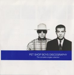 Pet Shop Boys - Discography - The Complete Singles Collection (1991)