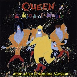 Queen - A Kind Of Magic - Alternative Extended Version [2CD] (2014)