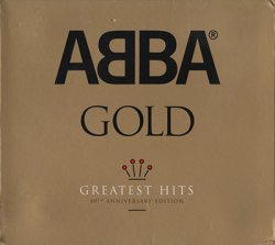 ABBA - GOLD - 40th Anniversary Edition - Deluxe Edition [3CD] (2014)