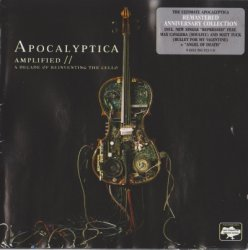 Apocalyptica ‎- Amplified // A Decade Of Reinventing The Cello [2CD] (2006)