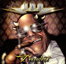 U.D.O. - Decadent  - Limited Edition (2015)