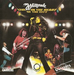Whitesnake - Live In The Heart Of The City (1987)