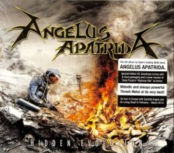 Angelus Apatrida - Hidden Evolution (2015)