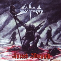Sodom - Sacred Warpath [MCD] (2014)