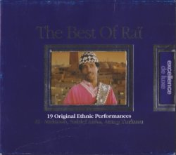 Joucef El-Oujdi + Fikrel Erkol - The Best Of Rai [2CD] (2001)