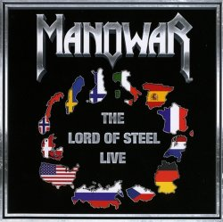 Manowar - The Lord Of Steel Live (2013)