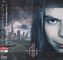 Ari Koivunen - Becoming (2008) [Japan]
