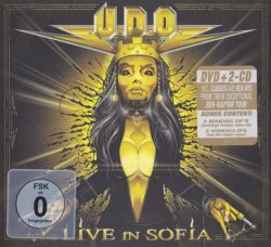 U.D.O. - Live In Sofia [2CD] (2012)