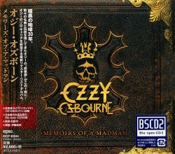 Ozzy Osbourne  - Memoirs Of A Madman (2014) [Japan]