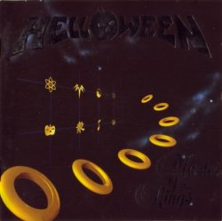 Helloween - Master Of The Rings - Limited Edition (1994)