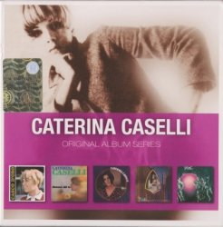 Caterina Caselli - Original Album Series [5CD] (2010)