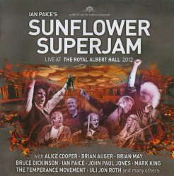 Ian Paice's Sunflower Superjam - Live At The Royal Albert Hall 2012 (2015)