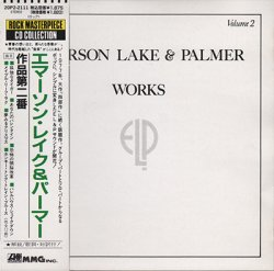 Emerson, Lake & Palmer - Works Volume 2 (1989) [Japan]
