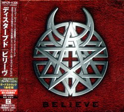 Disturbed - Believe (2002) [Japan]