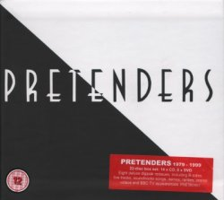 The Pretenders - 1979-1999 - Deluxe Edition [14CD] (2015)