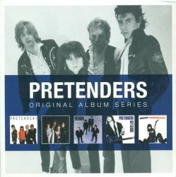 The Pretenders - Original Album Series [5CD] (2009)