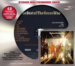 The Guess Who - The Best Of The Guess Who (1971) [Audio Fidelity 24KT+ Gold, 2014]