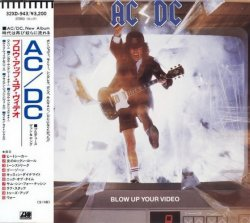 AC/DC - Blow Up Your Video - Forever Young Series (1988) [Japan]