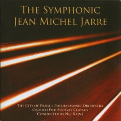 The City Of Prague Philharmonic Orchestra - The Symphonic Jean Michel Jarre [2CD] (2007)