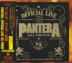Pantera - Official Live   101 Proof (1997) [Japan]