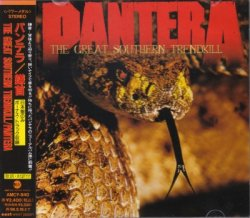 Pantera - The Great Southern Trendkill (1996) [Japan]