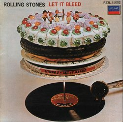 The Rolling Stones - Let It Bleed (1986) [Japan]