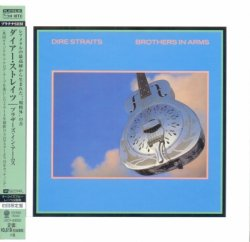Dire Straits - Brothers In Arms [SHM-CD] (2014) [Japan]