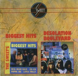 Sweet - Biggest Hits + Desolation Boulevard (1998)