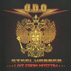 U.D.O. - Steelhammer - Live From Moscow [2CD] (2014)