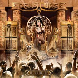 Eden's Curse - Live With The Curse [2CD] (2015)
