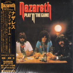 Nazareth - Play 'n' The Game (2006) [Japan]