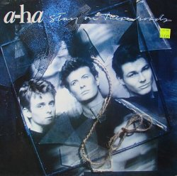 A-HA - Stay On These Roads (1988) [Vinyl Rip 24bit/96kHz]