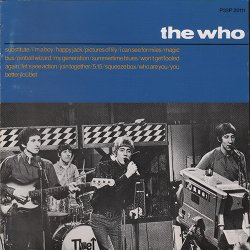 The Who - The Singles (1987) [Japan]